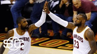 LeBron James, Cavaliers Disappointed By Kyrie Irving