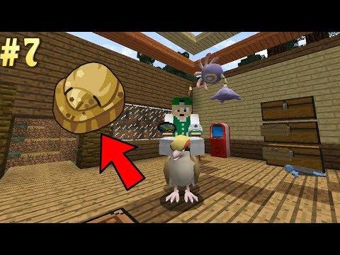 #7 Berburu Fossil - Minecraft Pixelmon