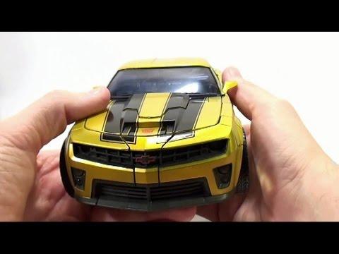 Optibotimus Reviews: Costco Exclusive Transformers Battle Ops Bumblebee