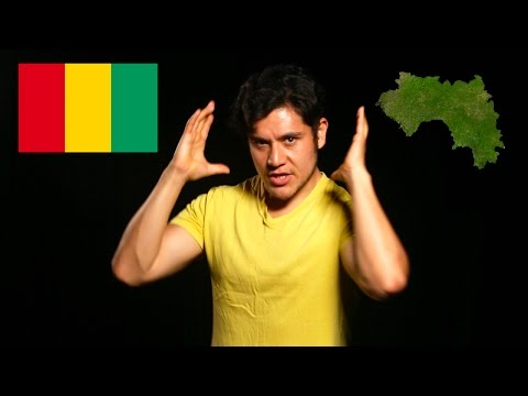 Geography Now! Guinea
