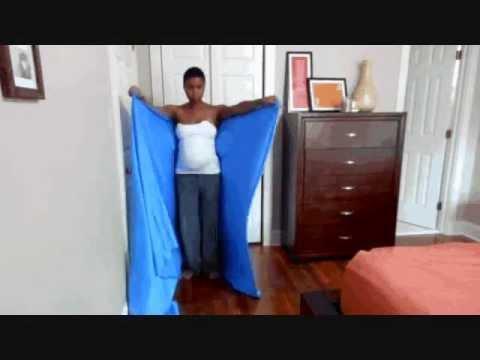 Maternity Wrap Dress - 4 Maternity Sarong Styles