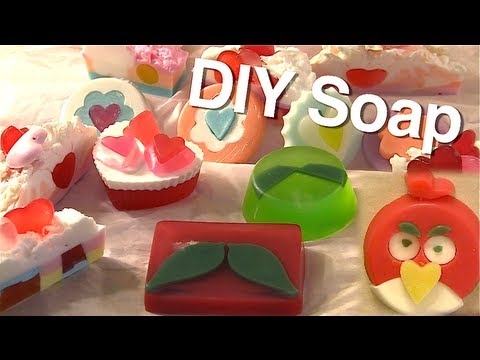 Make ♥ Soap His & Hers (Gift Ideas)
