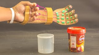 Download School Science Projects Robotic Arm Video