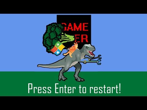 How to make game in C++(  make  Dinosaur game in C++ )