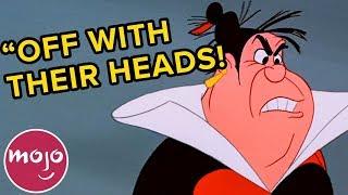Top 10 Most Epic Disney Villain Lines