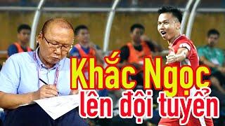 Khắc Ngọc & HLV Park Hang Seo | Ngôi sao bóng đá Việt Nam