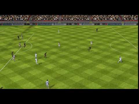 FIFA 14 Android - MESSI'S 11 VS FALCAO'S 11