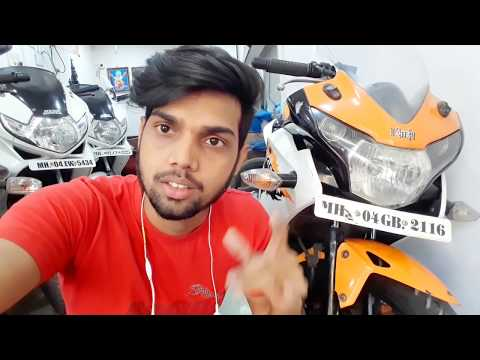 Second Hand Bike in Mumbai Part 2 Mumbai Vlog (Exp. Pulsar 220f, Honda CBR 150, Yamaha fz )