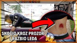 RADIMO VAŠE LUDE IZAZOVE (3. DIO)   TheSikrt, 10ficho & Bruno Lukić   #NEMOZES