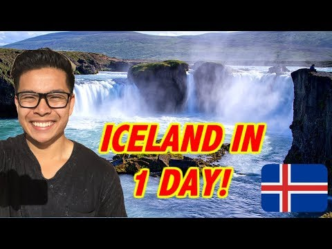 FUN THINGS TO DO IN ICELAND SUMMER | MAY 2018
