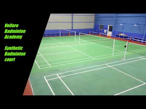 Badminton court Small