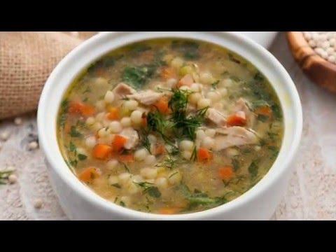 Couscous soup Recipe