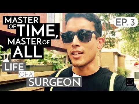 On Efficiency - Master Your Time, Unlock Your Full Potential  | Life Of A Surgeon - Ep. 3