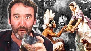 Drunk Irish People Explain Thanksgiving