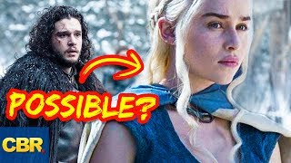 10 Game of Thrones Theories That Make Too Much Sense