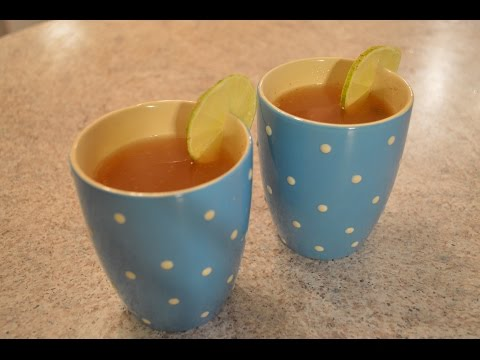 How to Make Hot Mulled Apple Cider: Made in Niagara with Kimberly