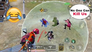Trolling Noobs 🤣😆 | PUBG MOBILE FUNNY MOMENTS