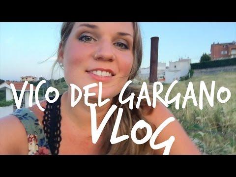 Vico del Gargano  Vlog || Mukanda Festival, italian food, beaches