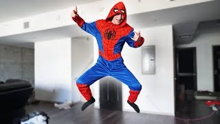 SPIDERMANFS IS BACK IN THE VLOGS! (MIKEY MCGEE & TYLER)