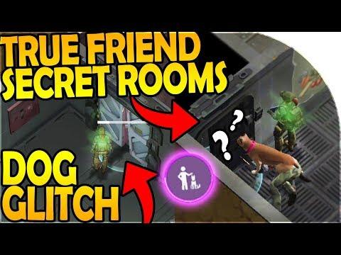 TRUE FRIEND *SECRET* BUNKER ROOMS + DOORS! - DOG GLITCH - Last Day On Earth Survival 1.7.12 Update