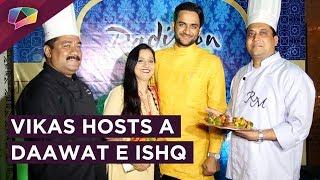 Vikas Gupta Calls His Mom His Valentine   Arshi, Akash, Siddharth & More At Daawat E Ishq