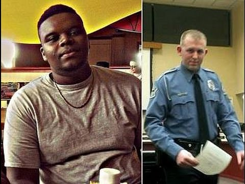 Ferguson Grand Jury Decision on Mike Brown Death - Officer Darren Wilson not Indicted 11/24/2014