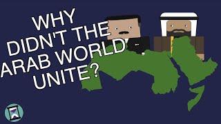Why Didn't the Arab World Unite? (Short Animated Documentary)