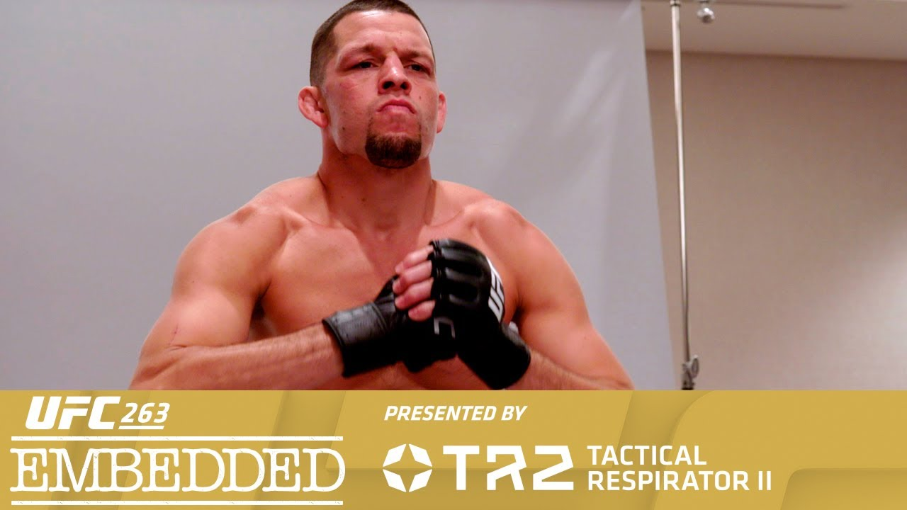 UFC 263 Embedded: Vlog Series - Episode 4