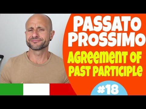 Learn Italian Phrases, Grammar and Culture Q&A - More About PASSATO PROSSIMO [Ask Manu Italiano]