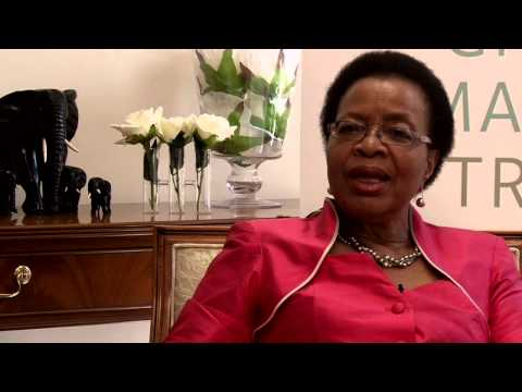 The world we want: an end to child marriage - Video message by Graça Machel