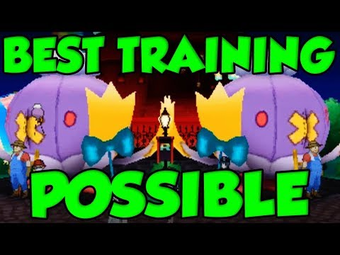 The Battle Agency is THE BEST Pokemon Training Ever Made! (Not Clickbait)