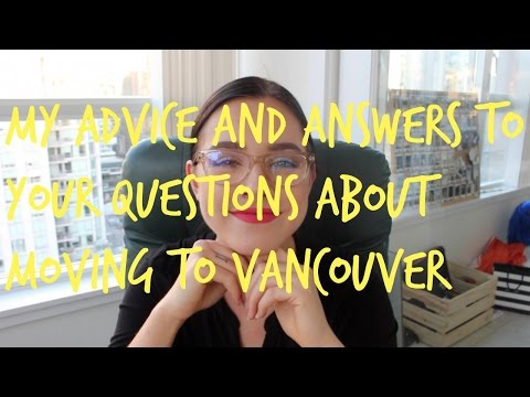 MOVING TO VANCOUVER & GOING TO BLANCHE MACDONALD ??    ask me questions