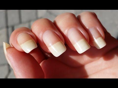 From Short Nails To Long Natural Nails In 60 Days | Nail Growth