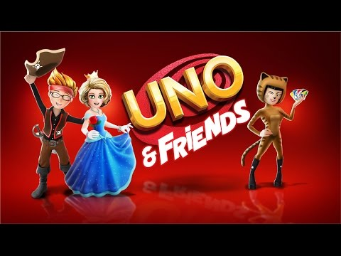 UNO & Friends: New UNO Dare Mode on iOS & Android Today!