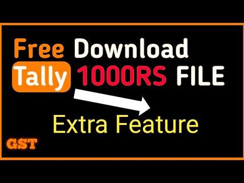 New tally feature free tally addon autoreceipt tdl for tally | TALLY GST UPDATE SKILL BILL