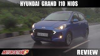 2019 Hyundai Grand i10 Nios Review | Hindi | MotorOctane