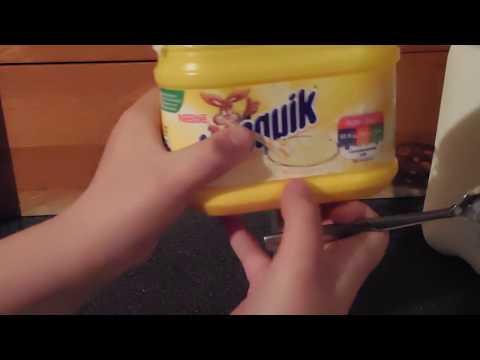 How To Make A Nestle Nesquik Milkshake