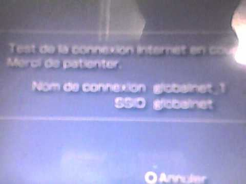 PSP WIfi connect 2011