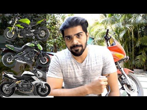 Best 600cc Bike to buy in India | How I chose my bike