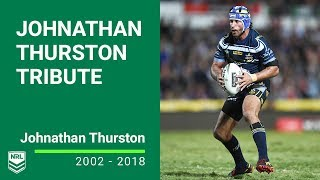 Johnathan Thurston | Best Moments