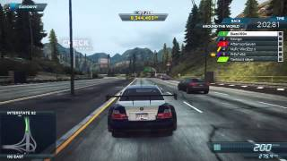 Need For Speed Most Wanted 2012 Best Moments 4 Bmw M3 Gtr Best