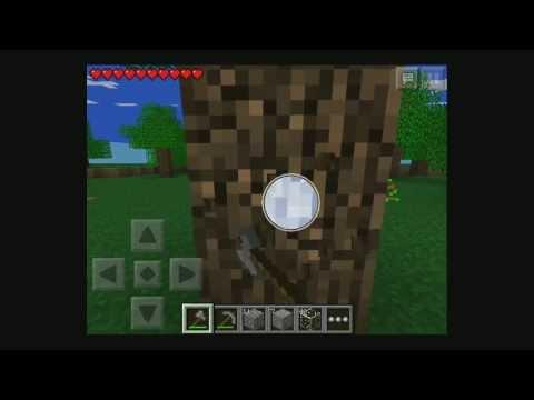 Minecraft Pocket Edition 0.7.4 Realms Livestream (Part 1)