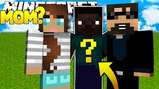 MOTHER-IN-LAWS FIRST TIME PLAYING MINECRAFT!!