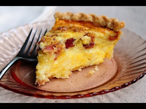 How to Make a Basic Quiche