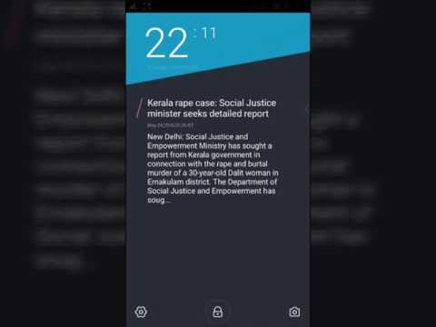 Remove advertisement or adds on Android phones lock screen