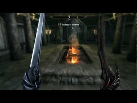 Speirs Plays - Skyrim! #7 (The Imperial Noob)