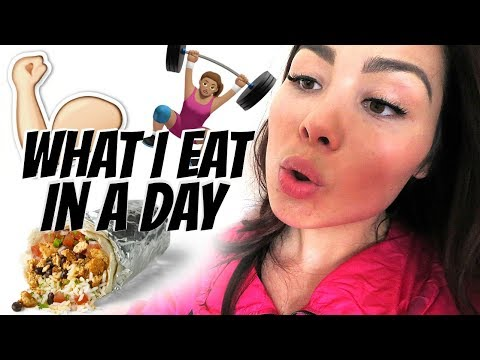 WHAT I EAT IN A DAY #3 Fitness Vlog (when i'm out) | Jajangmyeon | Sushi Date