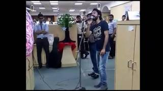Nishit Mishra Performance in Mahindra Company...