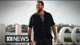 Are plus-size male models the next big thing? | ABC News