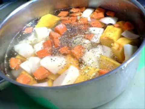 Easy Yummy Pumpkin Soup (K.I.S.S. Recipes)